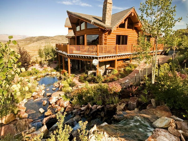 Luxury holiday cottages holiday cottage rentals and for Luxury cottage homes