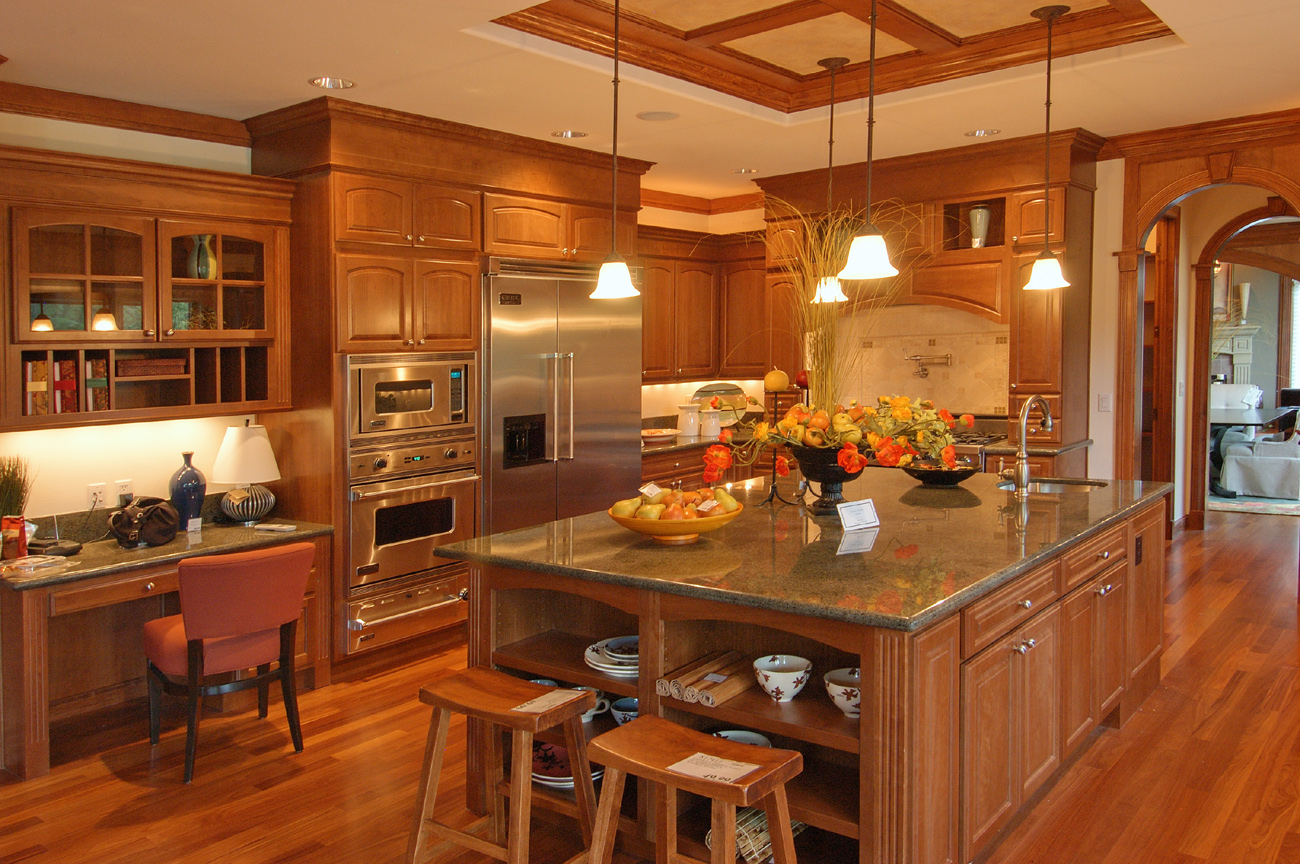 Luxury kitchen luxury kitchens and kitchen remodeling for Kitchen remodel