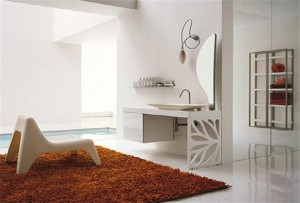 Luxury Bathroom Rugs