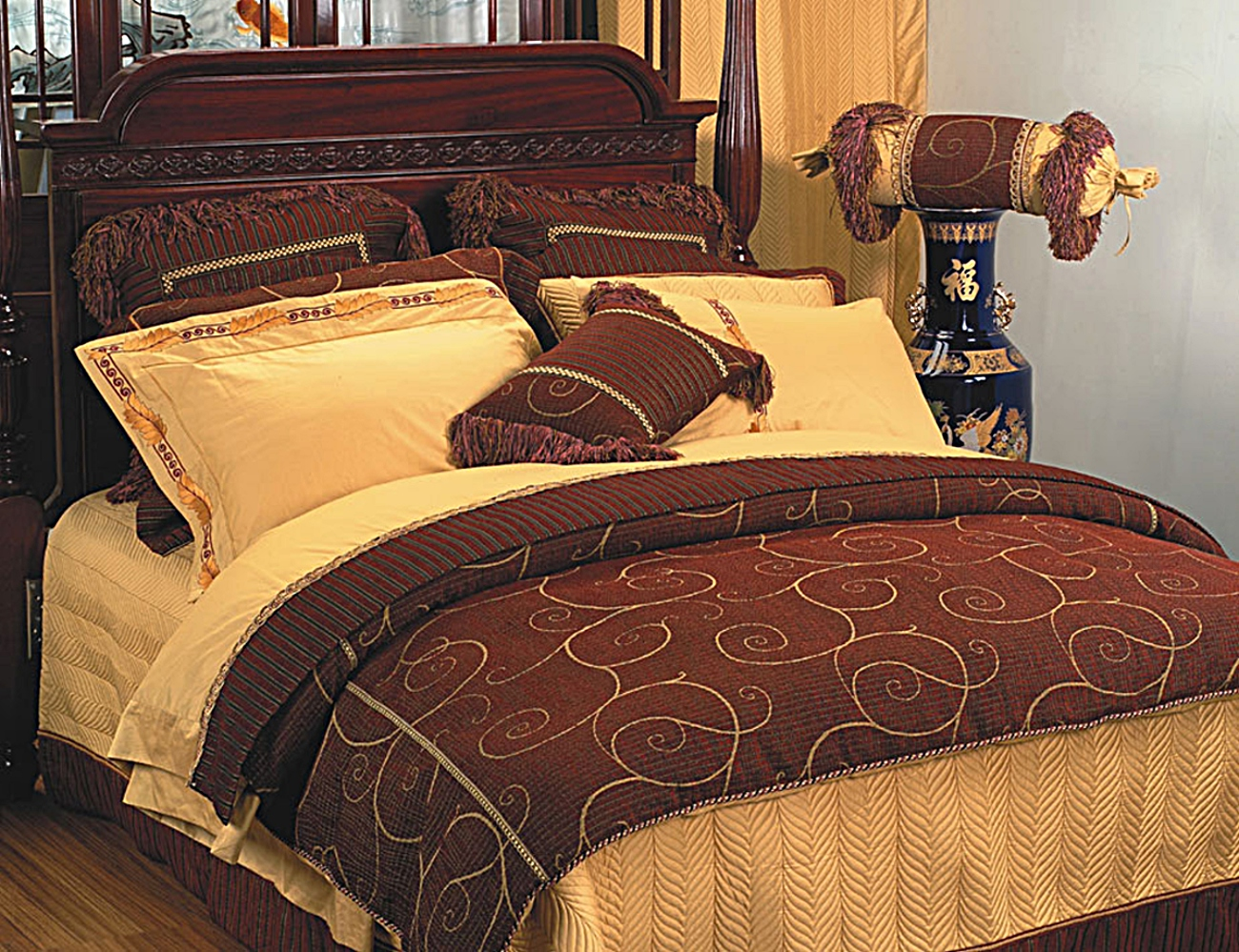 Luxury Bedding – Luxury Bedding Sets and Bed Linens